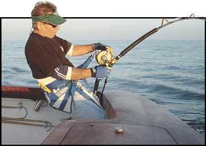 Stand up to north carolina bluefin tuna carolina for Tuna fishing north carolina