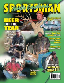 Trophy deer and speckled trout are just two of the topics that fill our pages this month.