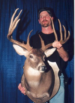 Kenneth Burchfield took this 163 5/8-inch, 2005 Best-by-Gun Typical, in Union County.