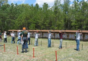 The Youth Hunter Safety Tournaments begin this month with district competition, then a state tournament on April 22, followed by the national tournament in Pennsylvania in July.
