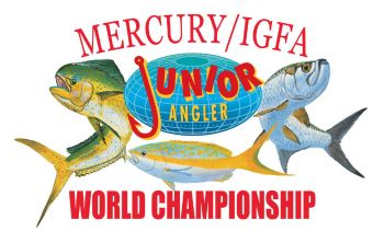 Youngsters from the U.S. and several countries will be competing in Key West, Florida for the title of Overall Grand Champion of the IGFA Junior Angler World Championship.