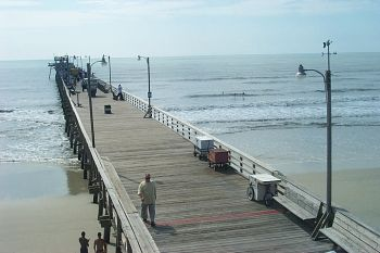 If all goes as planned, the Town of Emerald Isle will close on its purchase of Bogue Inlet Pier in early 2007.