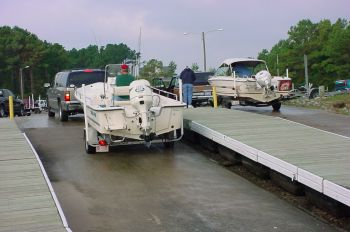 The on-line boating access survey at the Wildlife Resources Commission web site is for all boaters to express their opinions on coastal boating access needs.