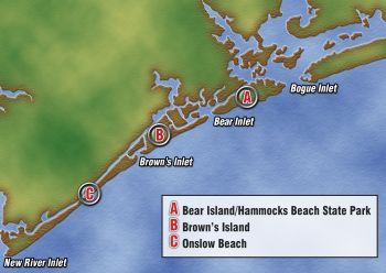 Correction From May NCS: Brown's Island Restricted Area