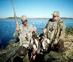 north louisiana duck hunting guides