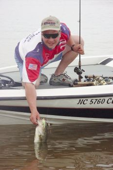 The N.C. Wildlife Resources Commission�s 2007-2008 Inland Fishing, Hunting and Trapping Regulations Digest incorrectly states that there is a closed season for bass fishing from Dec. 1 though March 31 on B. Everett Jordan, Falls of the Neuse and Buckhorn reservoirs.