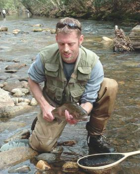 Fishing delayed-harvest streams gives all varieties of anglers chances to catch trout.