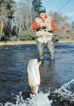 Enterprising waters carolina sportsman content la for Catawba river fishing