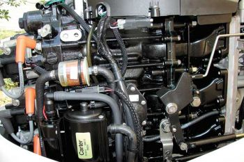 Fuel Starvation Problems With   Hp Yamaha