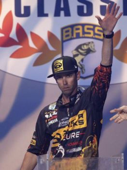 Former Bassmaster Classic champion Mike Iaconelli will appear on QVC on Friday to become the first professional angler featured on the shopping network.