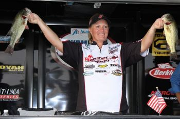 Sylva's Heather Broom spent the past two years fishing the Women's Bassmaster Tour, but will have to look elsewhere for tournament success after BASS canceled the circuit.