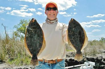 Flounder are under a tremendous amount of fishing pressure in North Carolina waters � especially from the commercial sector.