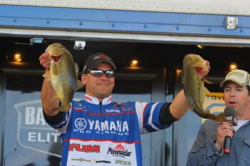 Bassmaster Elite Series pro Dave Wolak is one of two North Carolina anglers competing in the 2011 Bassmaster Classic slated for February in Louisiana's Mississippi Delta.