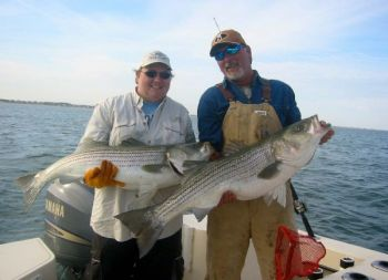 The North Carolina Marine Fisheries Commission voted to re-open trawling season for striped bass off the North Carolina coast.