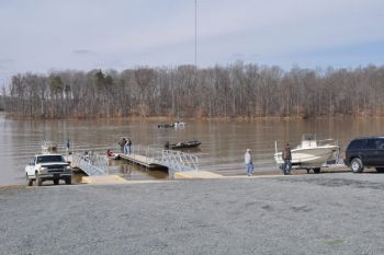 The Randleman Dam Reservoir will not open tomorrow, but will instead open April 1. Budget cuts were cited as the reason.