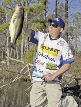 All postspawn bass aren't hard to catch, but at some point in the weeks after the spawn, they're all hungry.