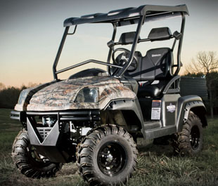 STEALTH 4x4 Night Hawk Electric Vehicle