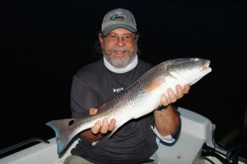 The rip-rap at Brown�s landing holds plenty of flounder and red drum.