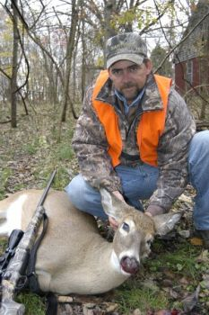 Deer hunting in the Central Section of North Carolina opens on Nov. 12.