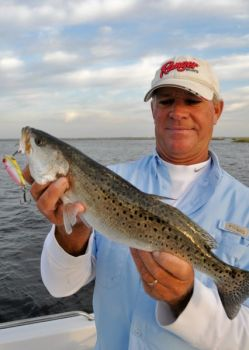 Spotted sea trout may have a chance to grow to good sizes if the North Carolina legislature�s saltwater study committee passes a measure to protect these fish from commercial exploitation.