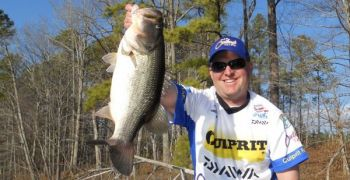 A warm day, a big spinnerbait and a good plan can result in a big bass — sometimes unexpected, sometimes not.