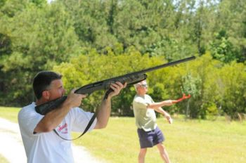 Anyone interested in shooting can benefit from attending the free Shooting Sports 101 clinic scheduled for Feb. 9 by the N.C. Wildlife Resources Commission.