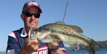 A reel with a different retrieve ratio is called for when you're fishing different baits.