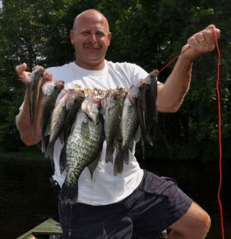 Little lake big slabs carolina sportsman content la for Nc freshwater fishing license