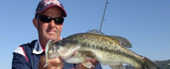 Bass usually don't head to deep water until July, but they've been a month ahead of schedule all year. So fishing deep, open water might be the ticket this June.