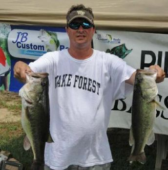 Falls of Neuse Lake has been producing some nice catches of largemouth bass recently.