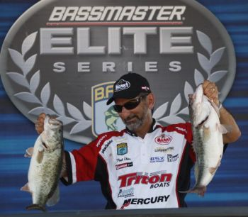 The 2013 Bassmaster Elite Series schdule has been announced.