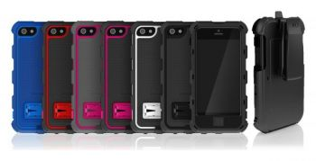 iPhone 5 Ballistic cases