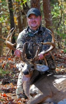 Stokes County has become a hotbed for trophy deer hunting over the past 10 years.