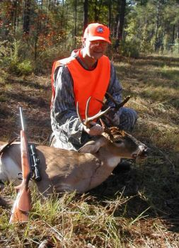 Hunters can't bring back full deer heads from Pennsylvania to North Carolina because of the discovery of a deer infected with CWD in that state. Check with the N.C. Wildlife Resources for details.
