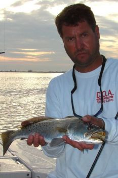 Fishermen targeting speckled trout inshore from Wilmington to Topsail have had plenty of success.