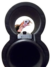 The Snap Shot Shotgun Sight will help you put more game on the table instead of leaving it in the woods.