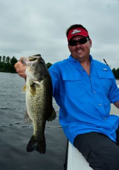 Jot Owens looks forward to great bass-fishing action in April on Sutton Lake as fish approach and go through the spawn.