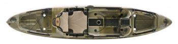 Native Watercraft kayaks offer flexibility for kayak fishing, with models that allow anglers to paddle or peddle to the fish.