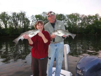 Roanoke river is crown jewel of river fishing in nc for Striper fishing nc