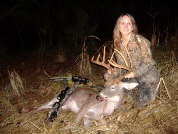 Crossbows are giving North Carolina hunters a better start