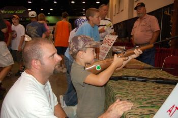 Creating interest in hunting and other outdoors activities among youngsters could reverse the trend of spending less time in a deer stand and more in front of a game console.