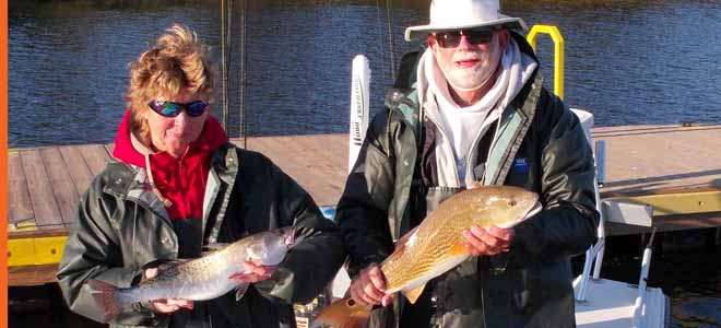 New Bern is hottest cold-weather trout destination