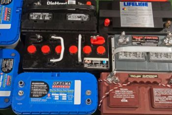 There are so many choices in boat batteries � which one is right for you?
