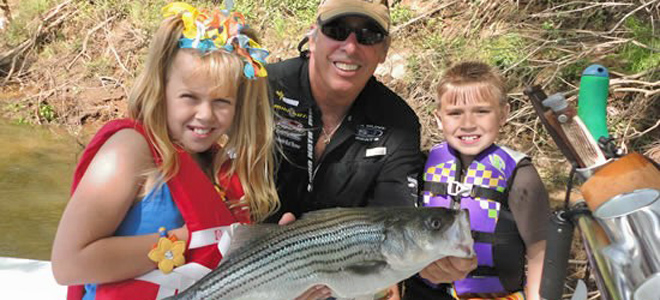 Roanoke River stripers still downriver but headed to Weldon