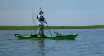 Call it the kayak coast carolina sportsman small craft for Fishing report swansboro nc