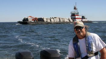 Jim Francesconi, artificial reef coordinator for the NCDMF, died July 18 after a long battle with cancer.