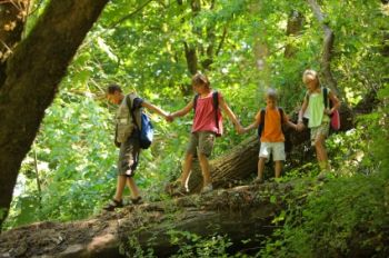 The N.C. Wildlife Federation has received a $25,000 grant to help children learn to appreciate outdoors experiences.