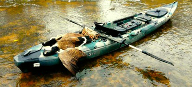Goose hunters, shall we gather at the river?