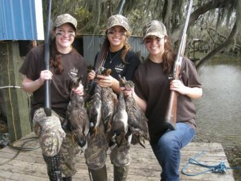 Youth waterfowl days in North Carolina will be Jan. 31 and Feb. 7.