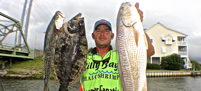 Inshore grand slam a real possibility for Topsail Island anglers